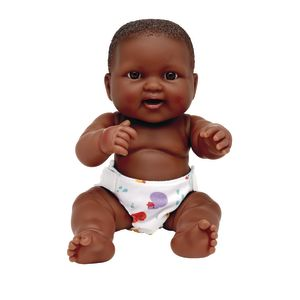 "14"" African American Huggy Baby"