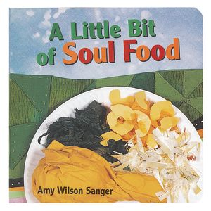 A Little Bit of Soul Food Book