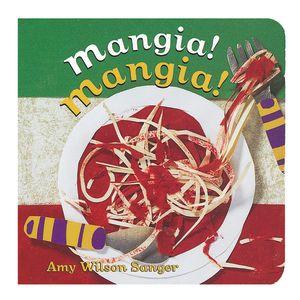 Mangia! Mangia! Book