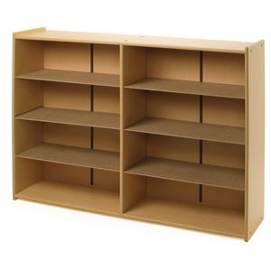 Angeles Value Line 8-Section Rest Mat Storage