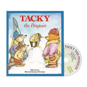 Tacky the Penguin Book & CD