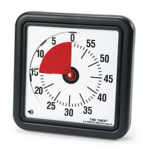 "8"" Visual & Audible Timer"