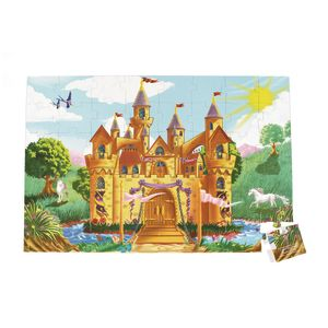 Castle Floor Puzzle - 48 pieces