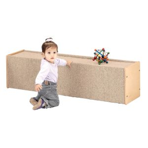 Play Box with Blue Carpet - Large