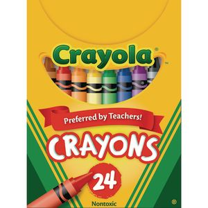 Crayola® Regular Crayons - Set of 24