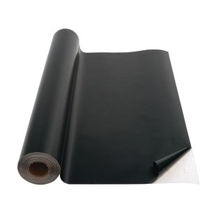 Black Con-Tact® Repositionable Cover - 18