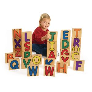 Excellerations® Alphabet Unit Blocks