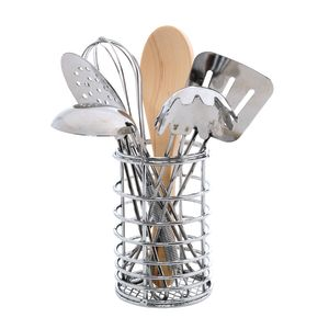 Play Cooking Utensils in Rack