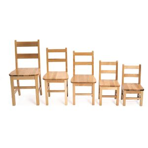 "10"" Birch Chair - Set of 2"