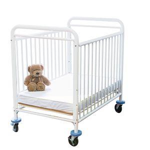 L.A. Baby Metal Evacuation Condo Clear View Crib