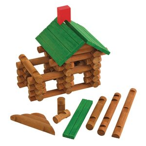 Classroom Frontier Building Set - 150 Pieces