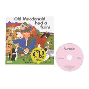 Old MacDonald Book & CD