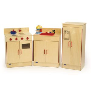 School-Age Kitchen - 3 Piece Set