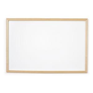 2' x 3' Hardwood Frame White Classroom Board