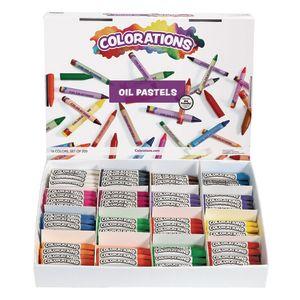 Colorations® Oil Pastels Set of 200