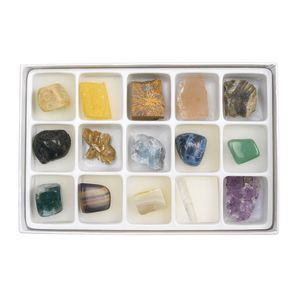 Excellerations® Rock Specimens - Set of 15