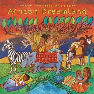 Putumayo African Dreamland CD