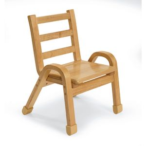 "Angeles® NaturalWood™ Collection Chair - 9""H"