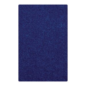 "Solid Color Carpet - Blue 5'10"" x 8'5"" Rectangle"