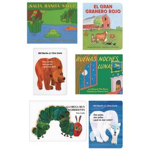 Classic Book Set in Spanish - 6 Titles