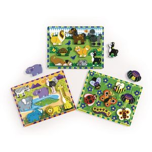 Chunky Puzzles - Set of 3