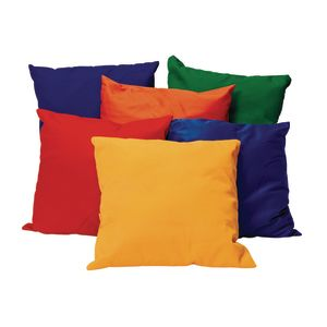 "20"" Bright Pillows by Environments - Set of 6 with pillow inserts"