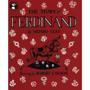 """The Story of Ferdinand"" - Paperback Book"