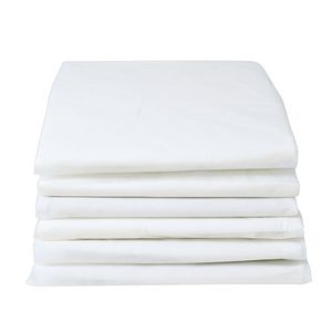 Angeles® Organic Compact Crib Sheets - Set of 6