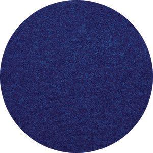 Angeles® Solid Color Carpet - Blue 6'6