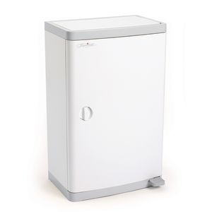 13-Gallon Diaper Pail with Odor Control