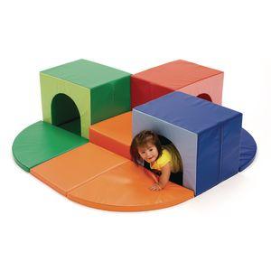 Triple Crawl Thru Climber