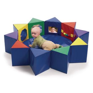 Multi-Activity Pentagon Climber - 3 Piece Set