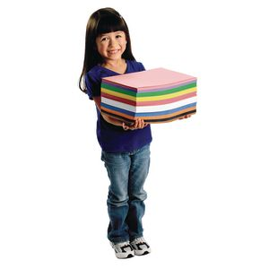 "Colorations® Construction Paper Smart Pack 9""x12"" - 600 Sheets"
