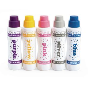 Do-A-Dot Art!™ Shimmer Markers - Set of 5