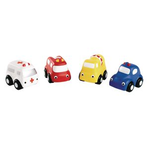Community Wheelie Buddies Set of 4