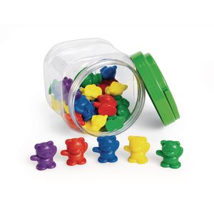 Counting Bear Cubs - 30 Pieces