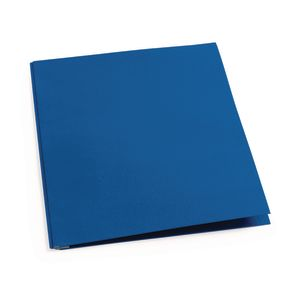 Pocket & Brad Folder, Blue