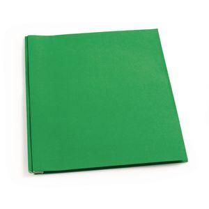 Pocket & Brad Folder, Green