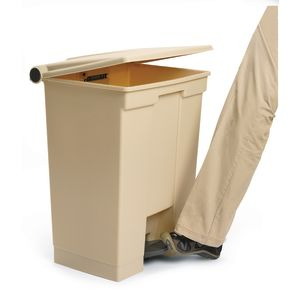 Rubbermaid® Step-On Trash Can
