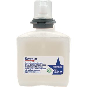 Renown® Touchless Green Certified Foam Soap - Case of 2