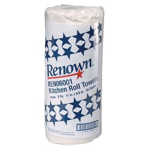 Renown® Kitchen Roll Towels - Case of 30