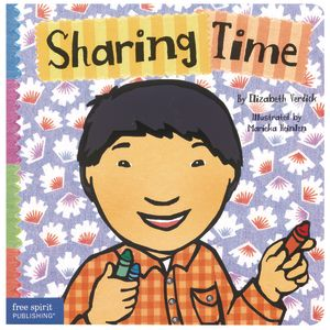 """""""Sharing Time"""" Board Book"""