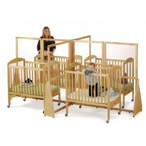 KYDZSuite™ Crib Dividers - Quad