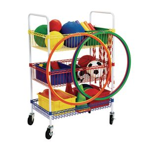 Play and Go Kit with Storage - 62 Pieces