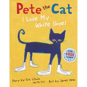 """Pete the Cat"" - Hardcover Book"
