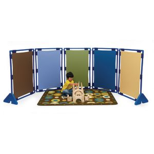 "Woodland PlayPanel® - 31"" x 48"", Set of 5"