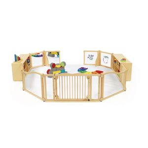 "KYDZSuite™ 24""H Medium Play Center"