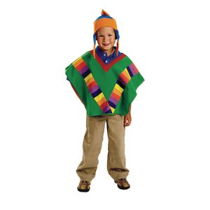 Excellerations® Peruvian Boy Costume