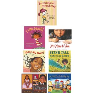 Building Self-Confidence Book Set - 7 Titles