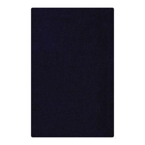 Solid Color Carpet - Dark Blue 5'10